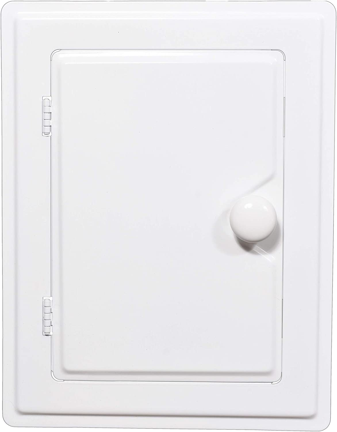 """Laundry Clothes Chute Door - 7X10"""" Wall Opening (See Description for Overall Size)"""