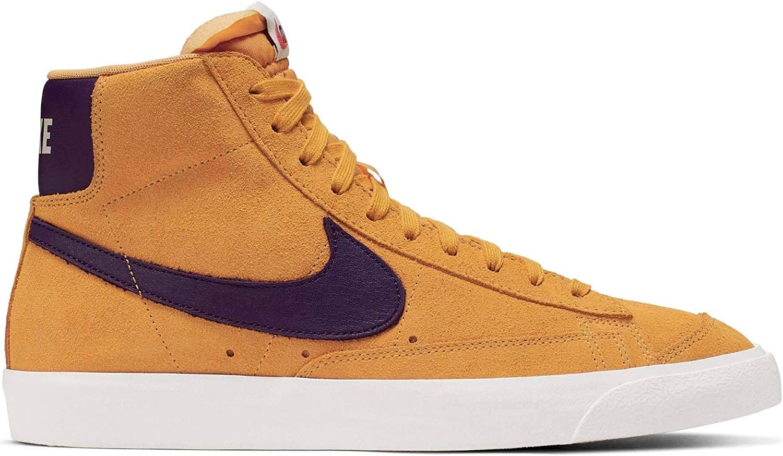 Nike Sportswear Blazer '77 Hommes Baskets Orange EU 39 US