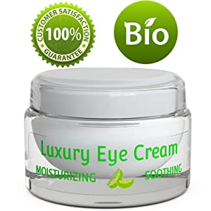 Honeydew Pure and Natural Eye Cream for Sensitive Skin