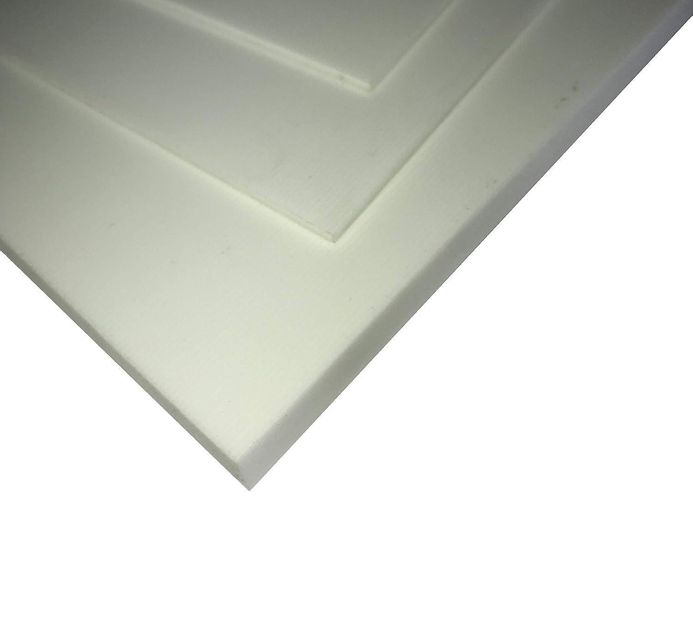1,5 mm GFK Platte FR4 Tafelformat ca 1050 x 520 mm Glashartgewebe wei/ß