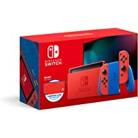 $362 » Nintendo Switch - Mario Red & Blue Edition…