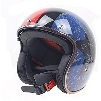 jiekai jk-510 Universal Harley Motocicleta Casco Visera moto cascos Casque diseño eléctrico motocicleta cara