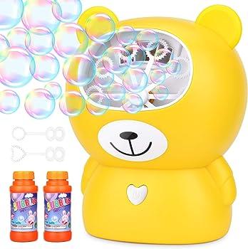 Amagoing Automatic Bubble Machine