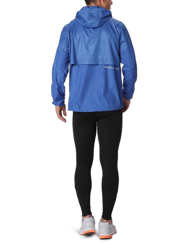 Under Armour UA Run Jacket - Chaqueta de running para hombre, tamaño L, color squadron: Amazon.es: Ropa y accesorios