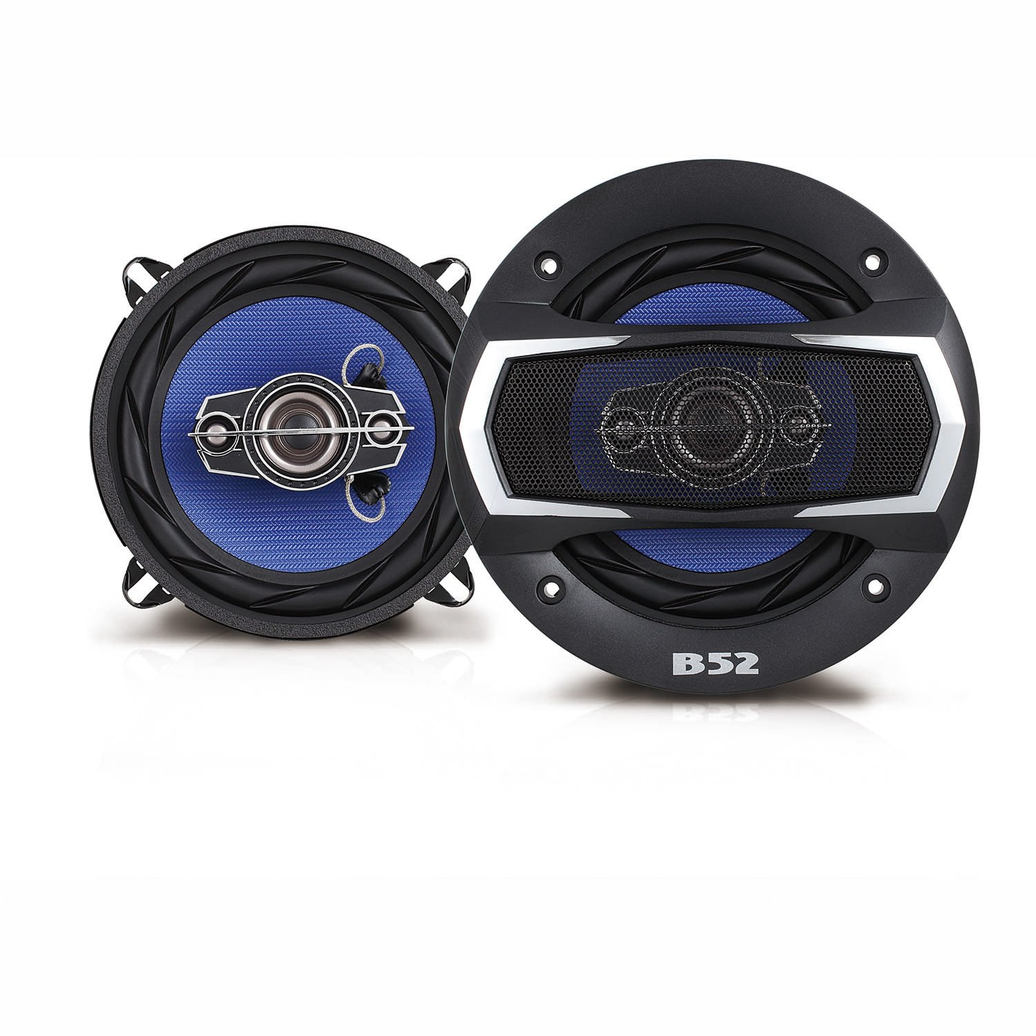 B52CarAudio WA-5162 4-Way Car Speaker 5'' Max Power (300W)