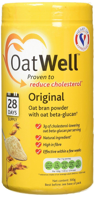 OatWell - Original Oat Bran Powder - 300g