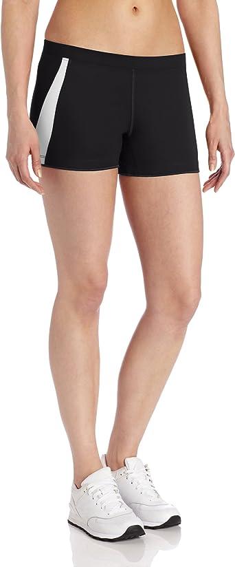 TALLA XS. ASICS Pantalón Corto para Mujer