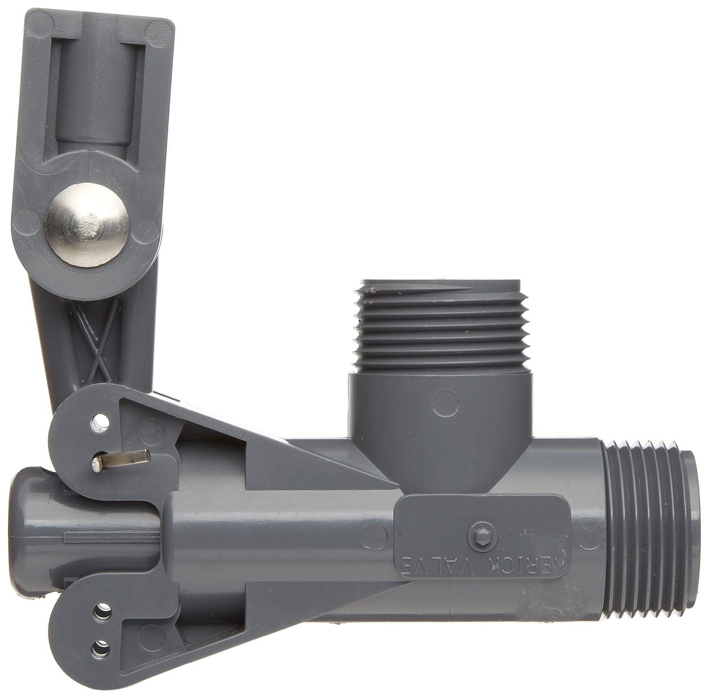 Kerick PS100SS - Válvula flotante de PVC, montaje estándar, 60 gpm a 60 psi, 2,54 cm NPT macho: Amazon.es: Amazon.es