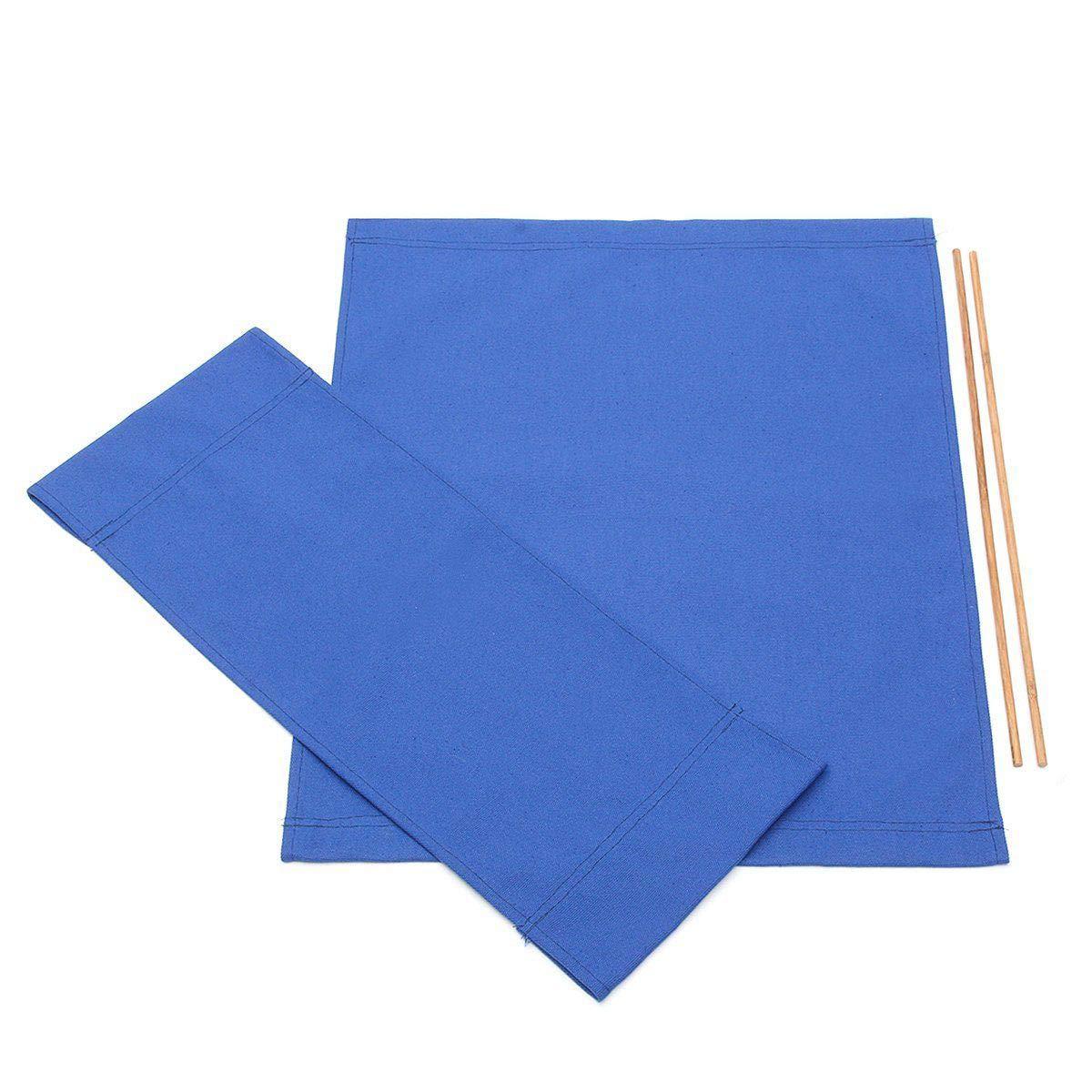 OurLeeme 21 * 11' 21 * 17' Sedie durevoli telo di sostituzione delle coperture di sede panno sedia Protector Blu