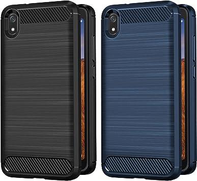 VGUARD [2 Unidades] Funda para Xiaomi Redmi 7A, Diseño de ...