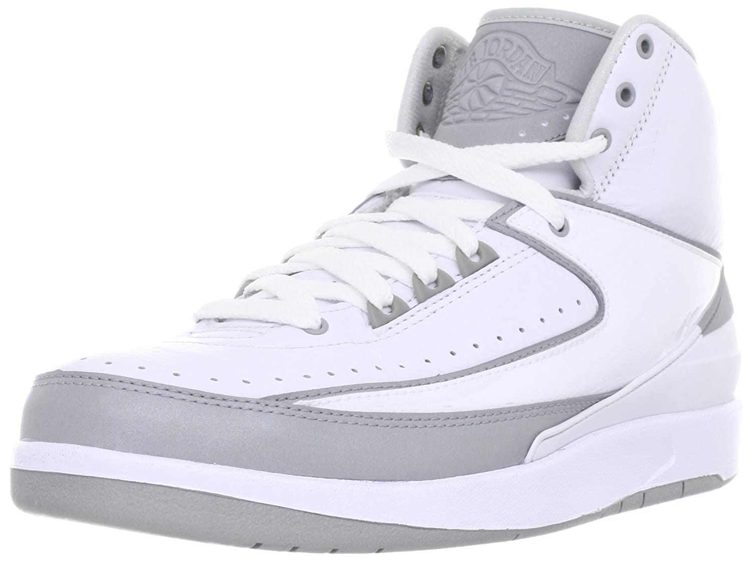 finest selection 1d076 137fc Amazon.com   Jordan Nike Air 2 Retro 25th Anniversary Mens Basketball Shoes  385475-101   Basketball