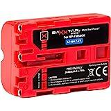 Baxxtar Pro Energy Batteria per SONY NP-FM500H (autentica 2040mAh certificato UL) con Info chip-sistema intelligente