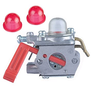 HIPA 308054043 carburador con bomba de Arranque para ...