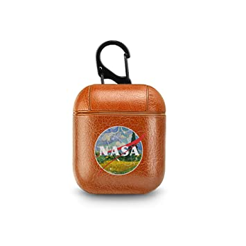 Amazon.com: NASA AirPod Case NASA Logo Airpods Case Space ...