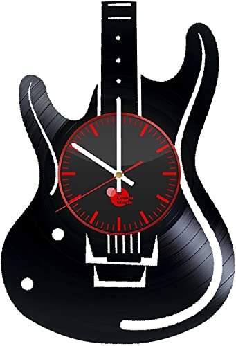 Home Crafts Vinyl Clock