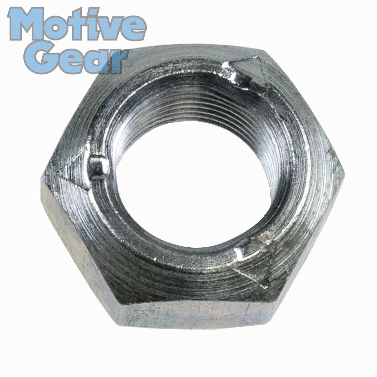 Motive Gear Performance Differential 30185 Motive Gear-Differential Pinion Nut Differential Pinion Nut