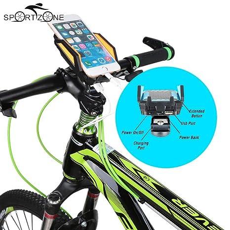 sypure (TM) 60 - 85 mm bicicleta soporte para teléfono ajustable ...