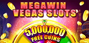 Mega Win Vegas Casino Slots by Mangolee Games