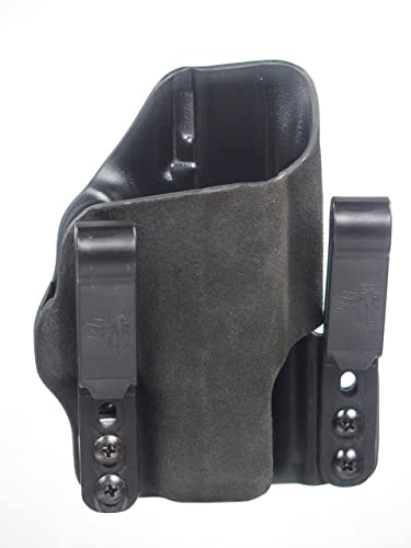 G-CODE HSP Haley Strategic Incog Half Guard IWB Tuckable Holster w/Brushed Aluminum Standard Mojo