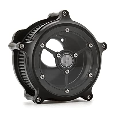 Contrast Cut Black clarity Air Cleaner for harley Sportster 883 Low XL883L air filters sportster 883 1991-2020: Automotive