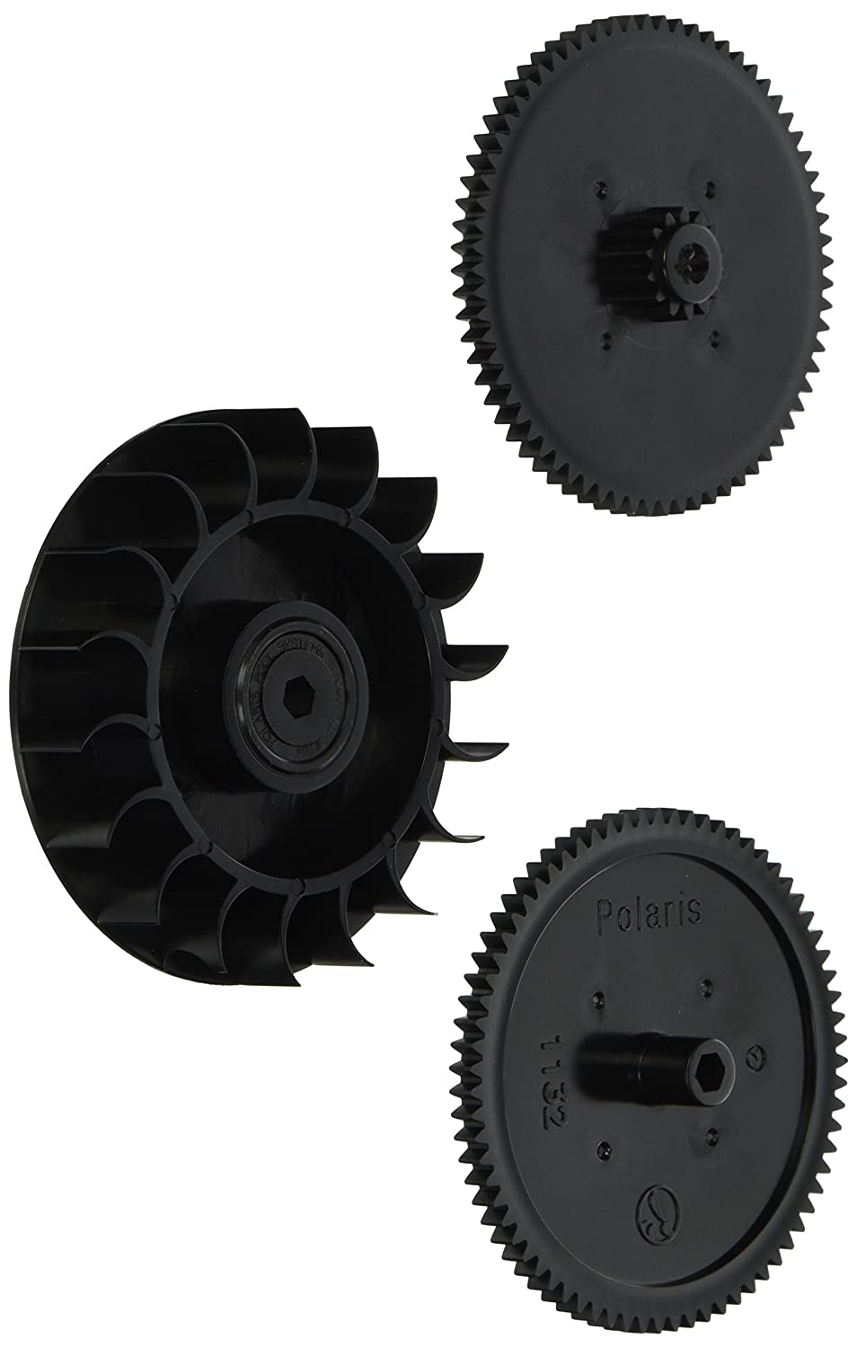 Amazon.com: Zodiac 9-100-1132 Drive Train Gear Kit with Turbine Bearing  Replacement: Garden & Outdoor