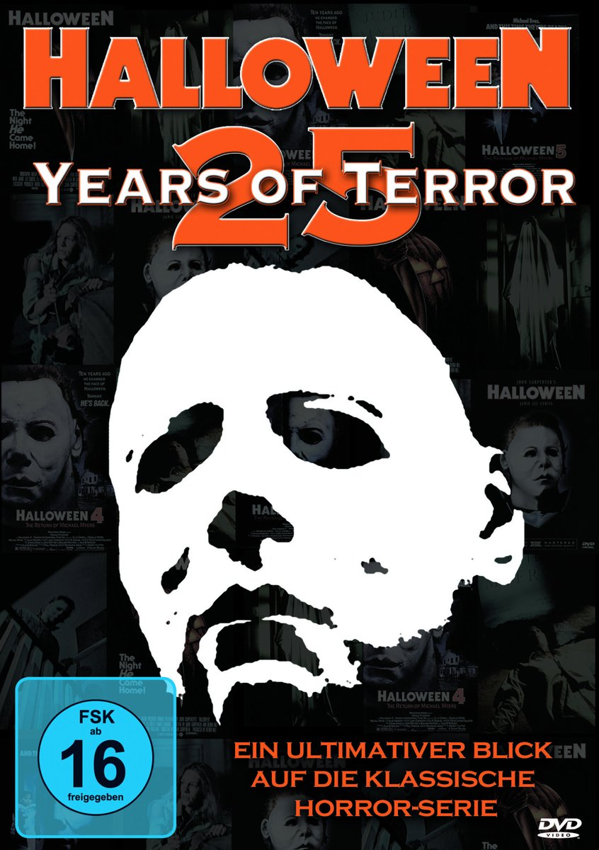 Amazon.com: Halloween - 25 Years of Terror [Import allemand]: Movies & TV