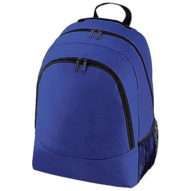 BagBase Plain Universal Backpack Rucksack Bag (18 Litres)  Amazon.co ... 237eaea342dfc