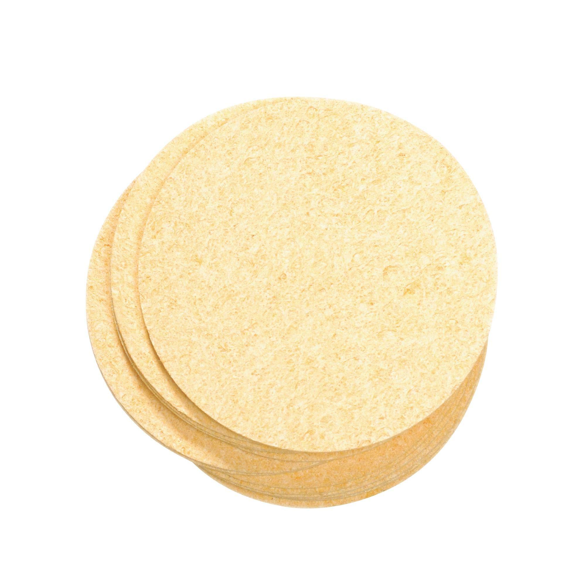 Prosana Compressed Sponges Natural 75 Pc.