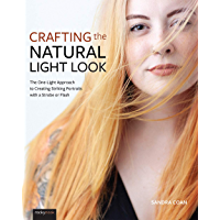Crafting the Natural Light Look: The One-Light Approach to Creating Striking Portraits with a Strobe or Flash book cover