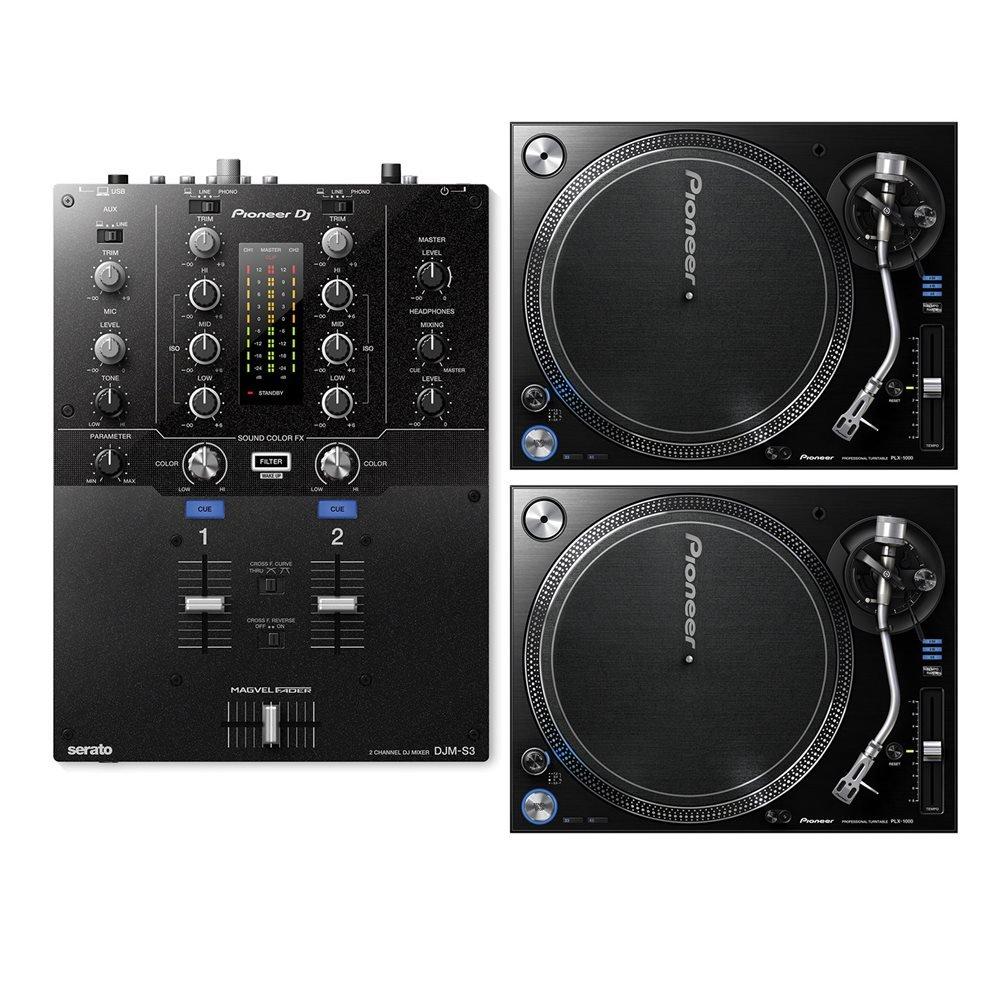 Amazon.com: Pioneer Dj djm-s3 mezclador para Serato DJ ...