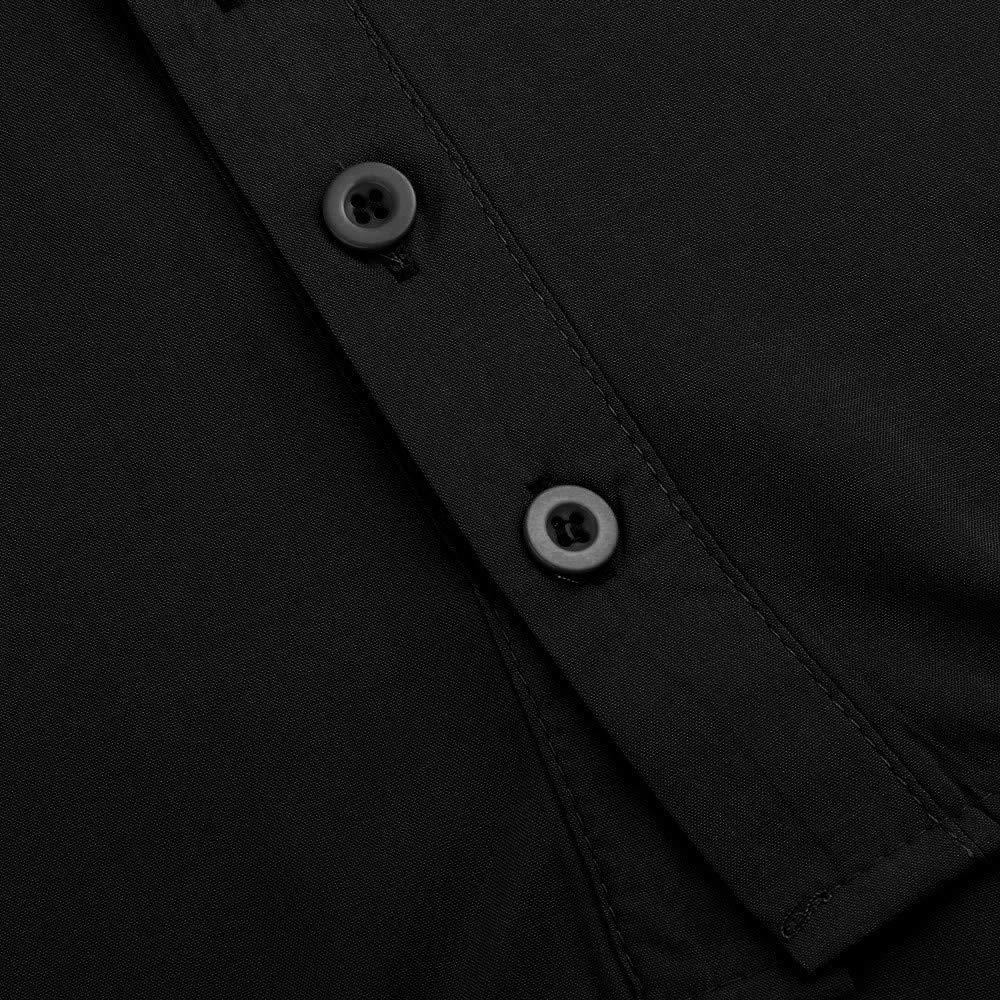 Women Tops Long Sleeve V Neck Straps Shirt Tee Shirt Bling Star Plus Size Casual Tops Blouse Button Down T-Shirt