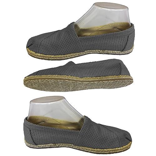 RF5ltd - Mocasines de Tela para Mujer Negro Negro: Amazon.es: Zapatos y complementos