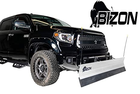 Jeep Snow Plow >> Amazon Com Bizon Aluminum Snow Plow Fits 1984 2001 Jeep