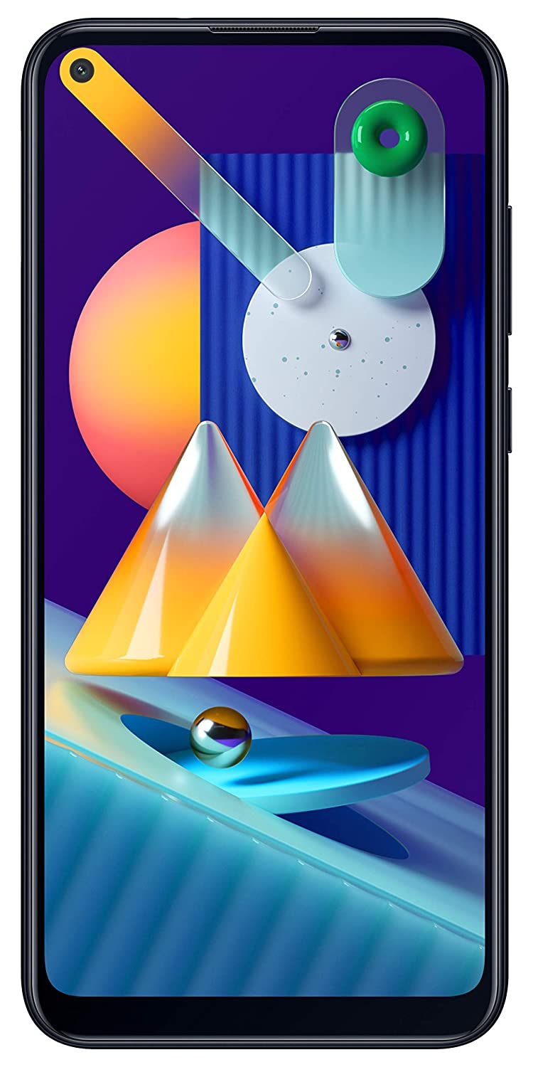 5. Samsung Galaxy M11 (Black, 3GB RAM, 32GB Storage)