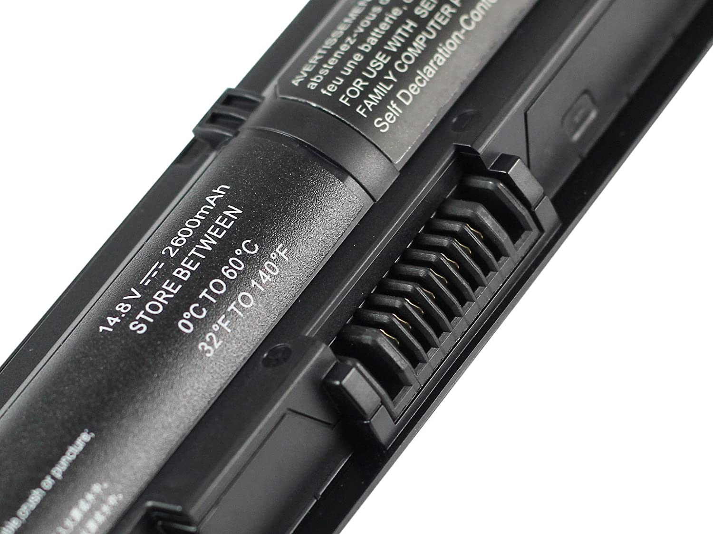 Amazon.com: Batterytec Laptop Battery for HP ProBook 450, 450 G3 Series, HP ProBook 455, 455 G3 Series, HP ProBook 470, 470 G3 Series, HSTNN-DB7B HSTNN-PB6Q ...