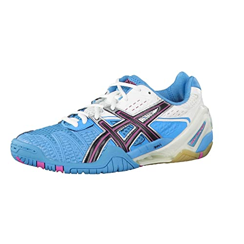 Asics Gel Blast 5 Ocean Blue Black White