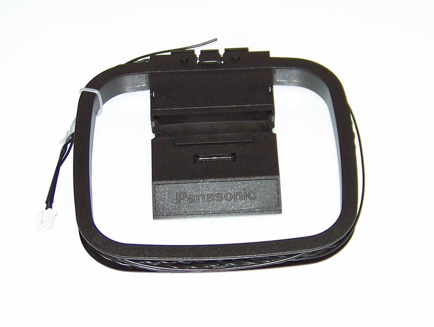OEM Panasonic FM & AM Loop Antenna: SAEN25, SA-EN25, SCEN26, SC-EN26, SCEN25, SC-EN25