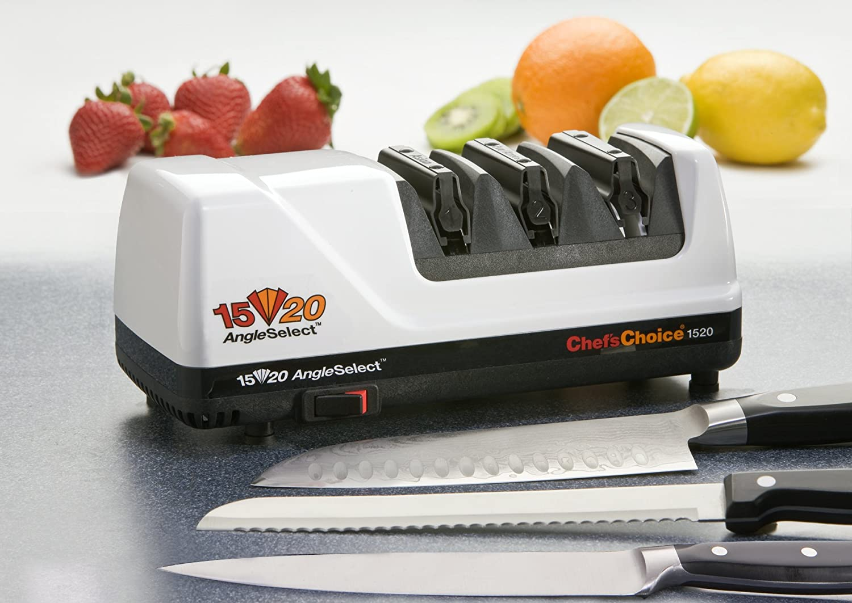 amazon com chef u0027s choice 1520 angleselect diamond hone knife