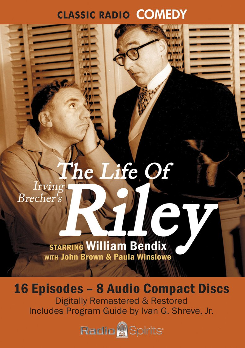 Read Online Life of Riley (Old Time Radio) (Classic Radio Comedy) ebook