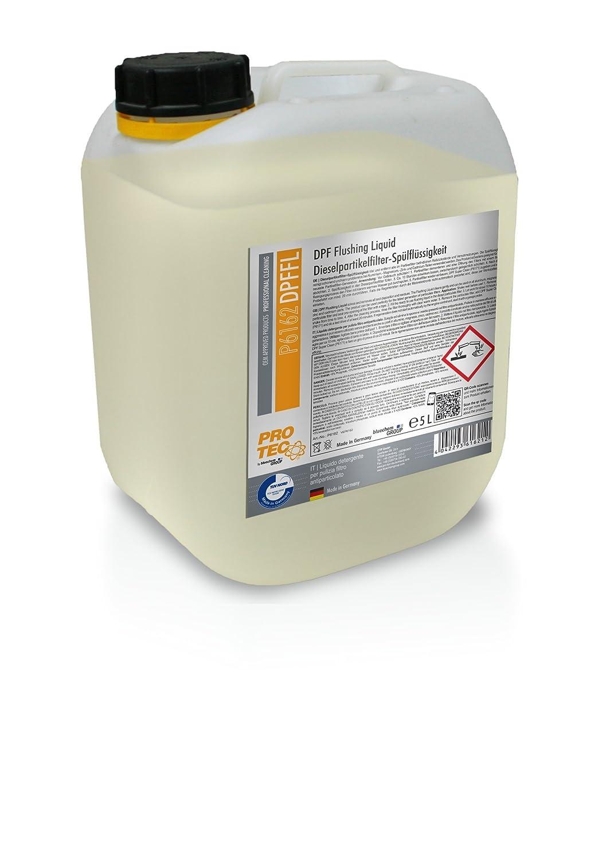 Protec liwuido detergente per pulizia Filtro diesel Antiparticolato DPF Super Clean P6162 PRO TEC