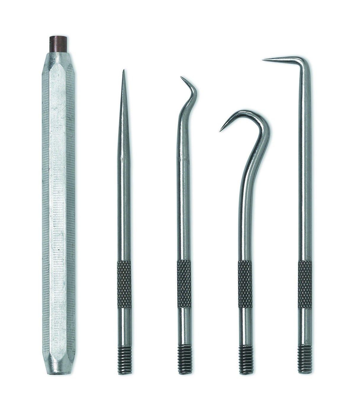 K-D Tools 3121 Hook & Pick Set