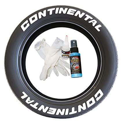 Continental Tire Stickers >> Continental Tire Lettering Diy Permanent Tire Lettering Kit Custom Sizing Colors Pack Of 8