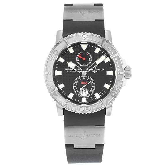 Reloj Automático Ulysse Nardin Maxi Marine Diver, 42,7 mm, 20 ATM,