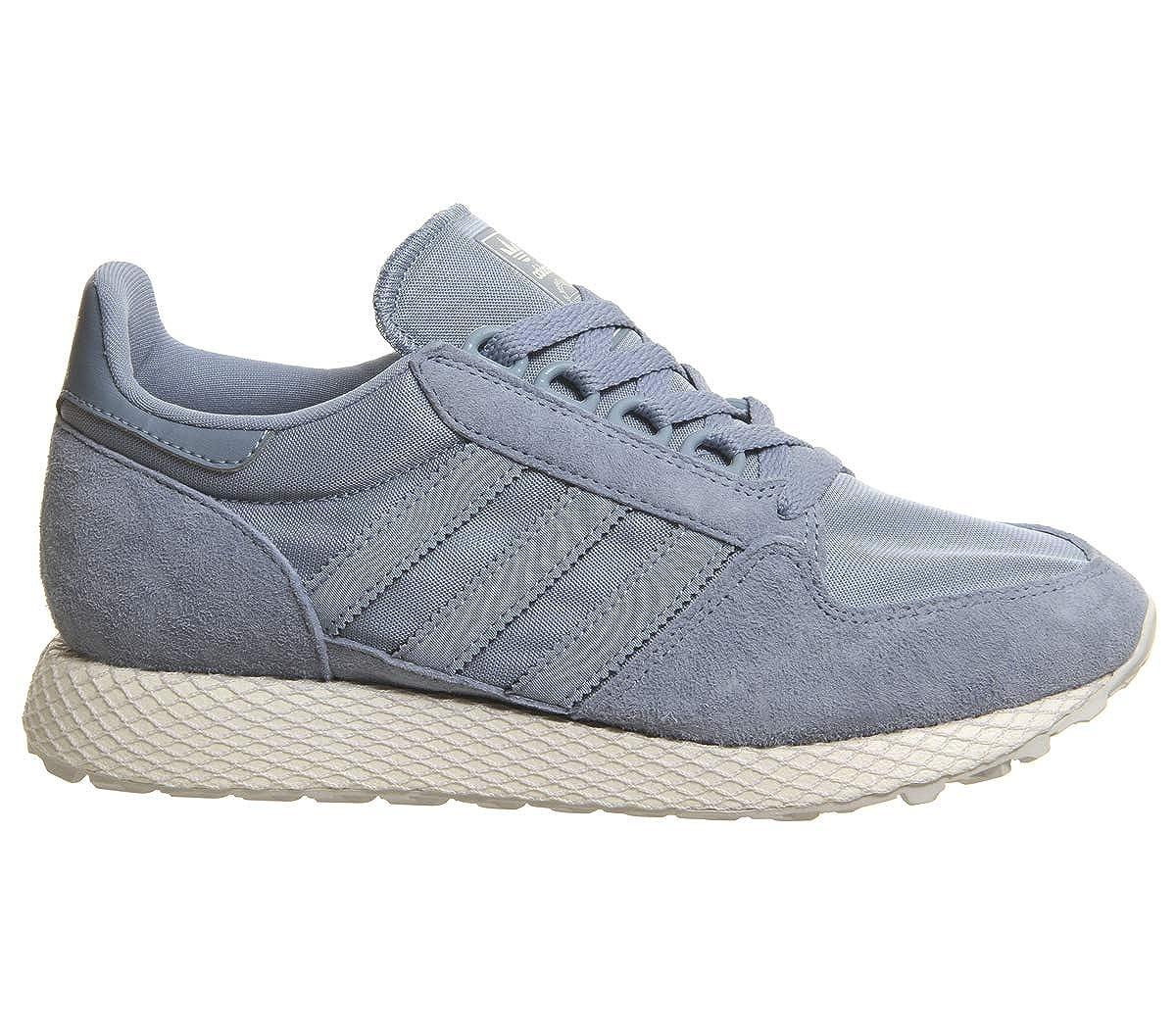 Adidas Damen Forest Grove W Fitnessschuhe, grau Sehr gut