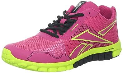 de53d5f4d69 Reebok Women s Real Flex Run 2.0 EX Running Shoe