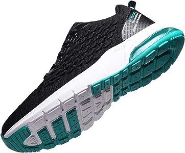 ZHELIYA Zapatillas de Running para Hombre Zapatillas de Deporte ...