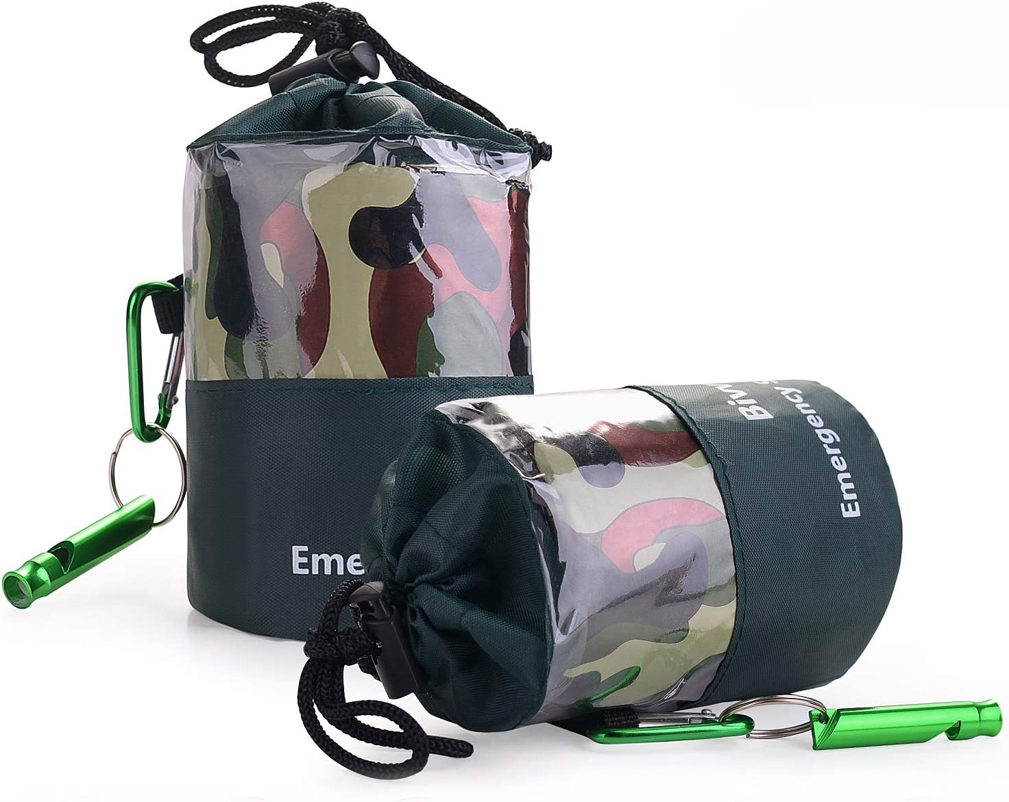 Notschlafsack Waterproof Equipment For Survival Hiking Thermal Fashion Cam C5V9
