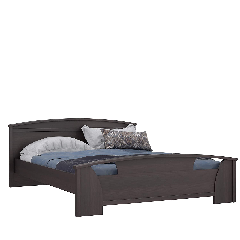 Zuari Vogue King Bed (Imperial Teak)