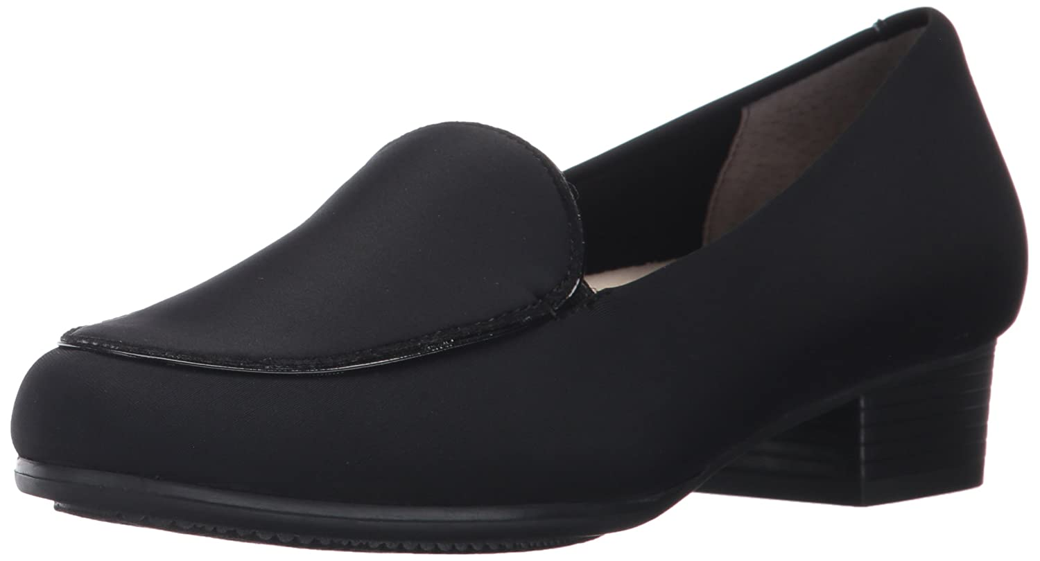 Trotters Women's Monarch Flat B01NCOUMRF 10.5 N US|Black