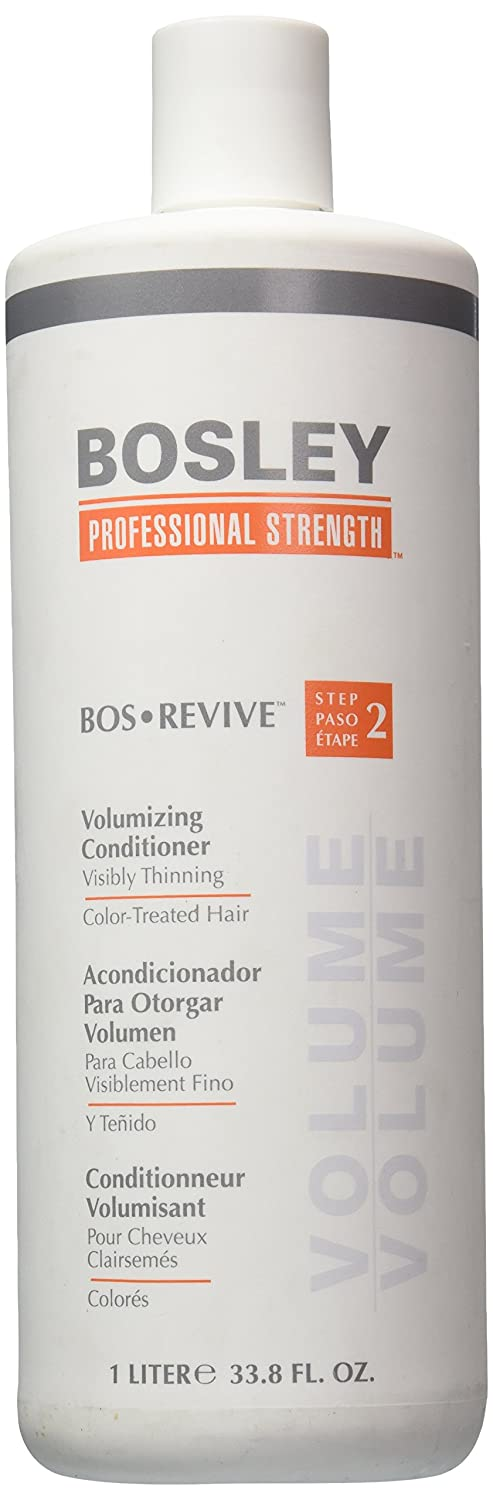 amazoncom bosley strength bosrevive treatment for hair 68 oz hair regrowth treatments health u0026 personal care - Bosley Review